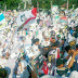 Boneka Danbo dan Permainan Tradisional Meriahkan Kampanye PKS