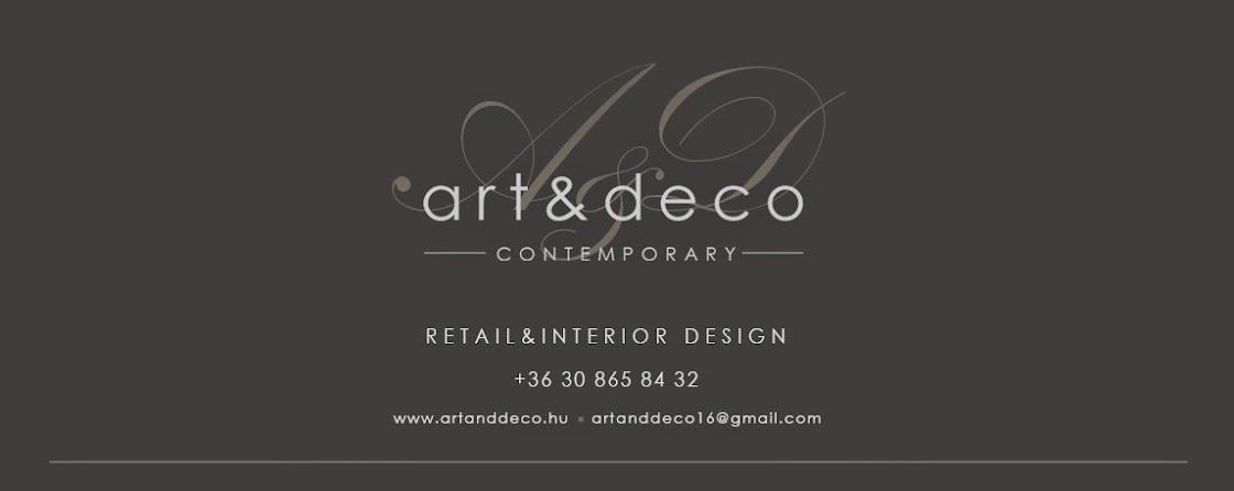 Art&Deco Lakberendezés