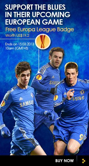 Chelsea cf fan