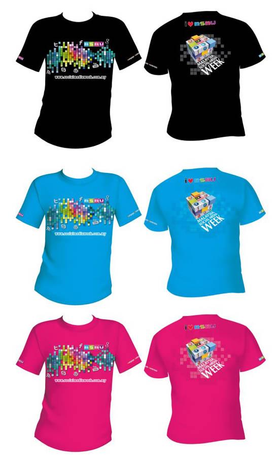 MSMW2013 T-Shirt   Wordless Wednesday #WW