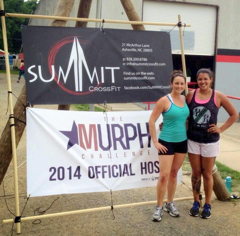2014 Tricross + Murph