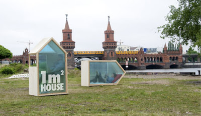 Ide Nyeleneh, Rumah Terkecil Di Dunia, Hanya Satu Meter Persegi