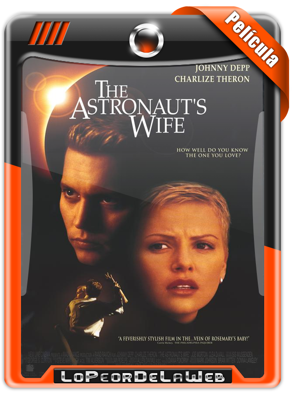 The Astronaut's Wife (1999) | El Engendro 720p Dual Meg