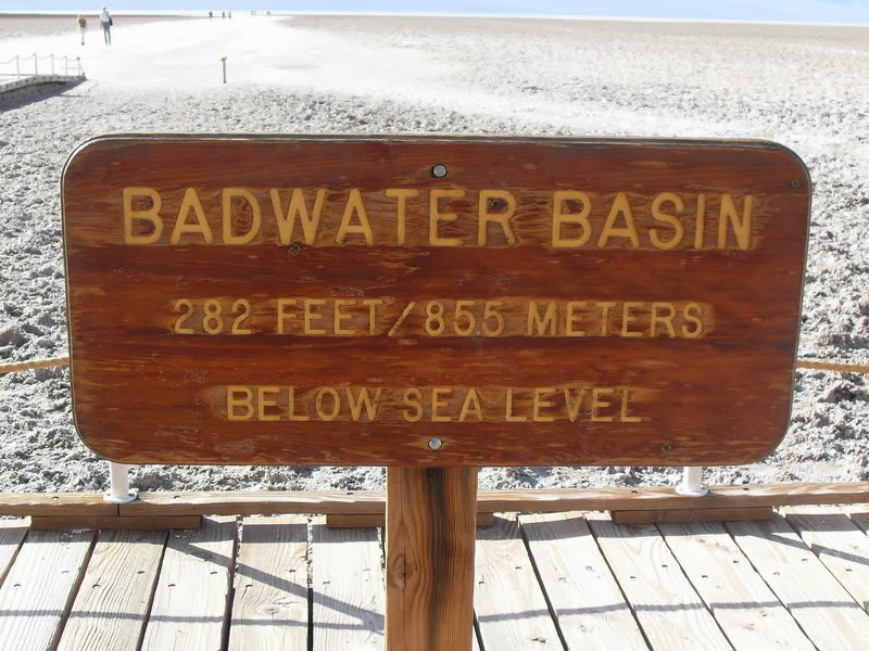 Badwater, Basin, Death Valley