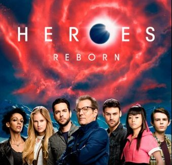 HEROES REBORN cancelled from the future