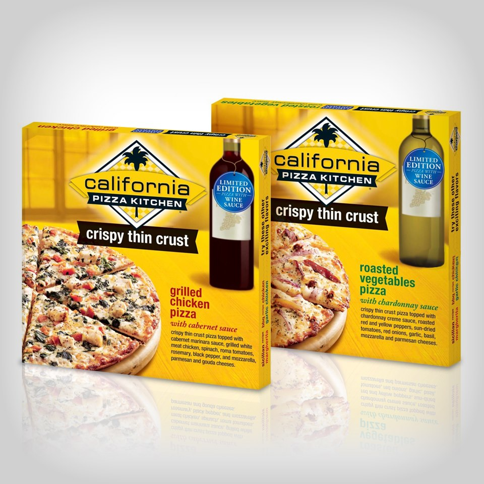 California Pizza Kitchen Logo 2013 news: california pizza kitchen - limited-edition wine-sauce pizzas