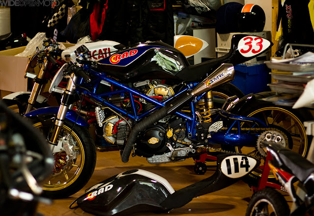 Radical Ducati Imola