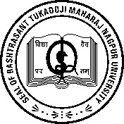 Rashtrasant Tukadoji Maharaj Nagpur University Jobs at http://www.government-jobs-today.blogspot.com