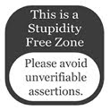 Stupidity Free Zone