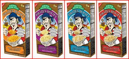 pirates booty mac n cheese varieties