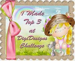 Digi Designs Challenge Blog