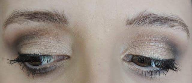 Too Faced Semi-Sweet Chocolate Bar Palette Eye Look
