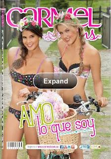 catalogo carmel teens campaña 6 2013