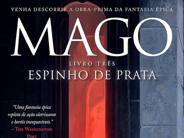 Lançamento destaque: A Saga do Mago, livro 3, Espinho de Prata, Raymond E. Feist e Saída de Emergência Brasil