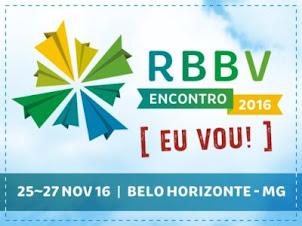Encontro  RBBV BH 2016