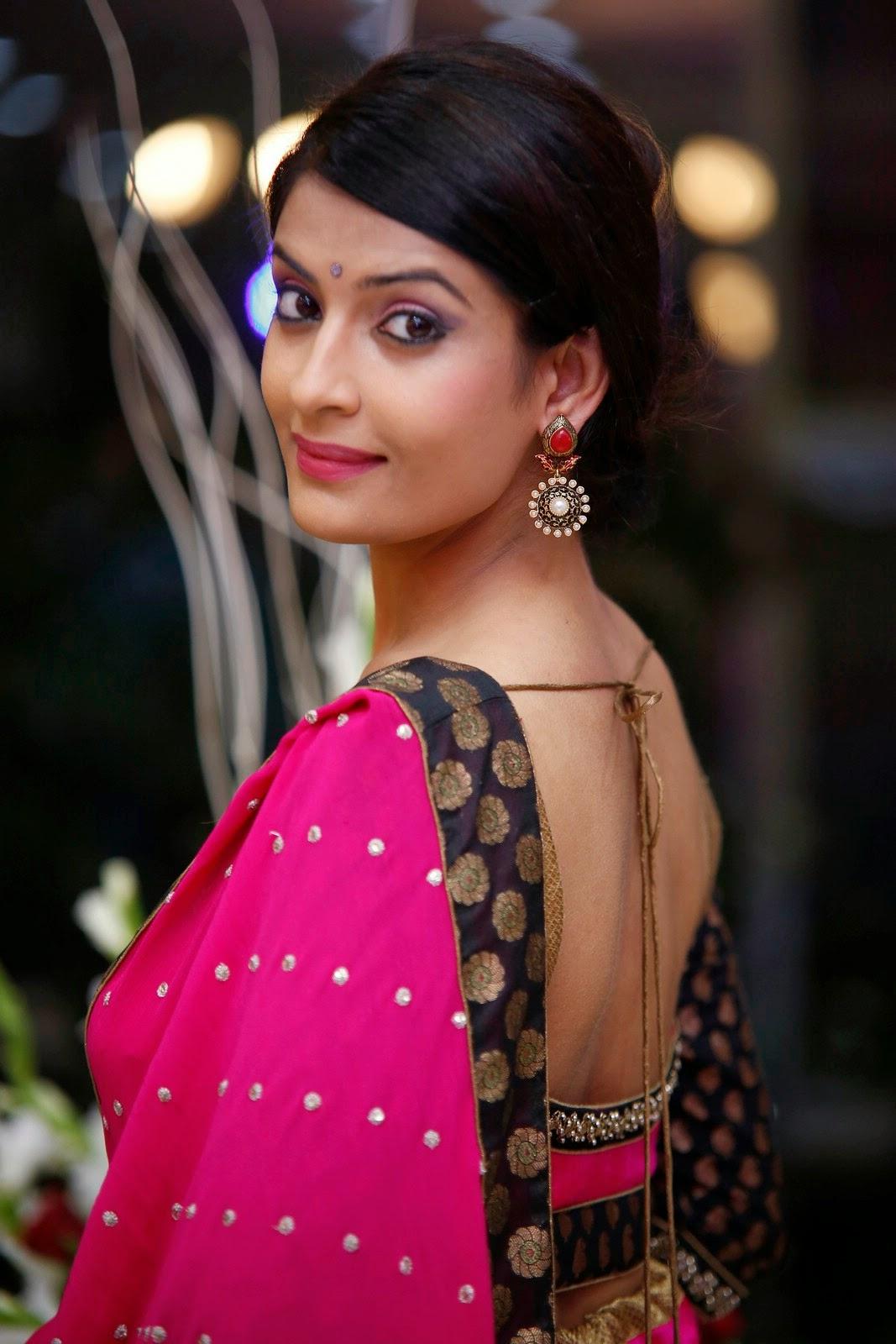 Akanksha latest Glam Pics in Pink-HQ-Photo-19