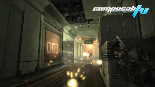 Deus Ex Human Revolution Directors Cut XBOX 360 Español Región Free