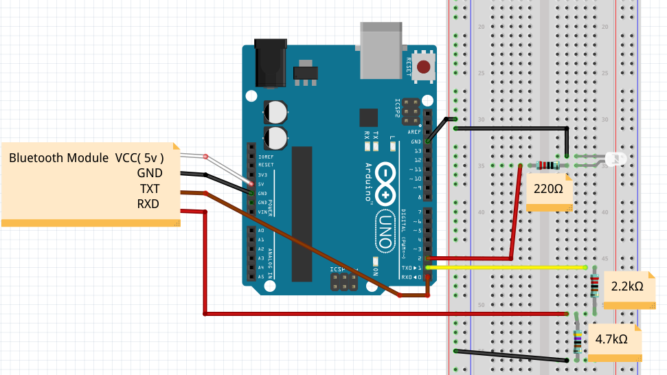 Blue matter arduino tutorial how to control with