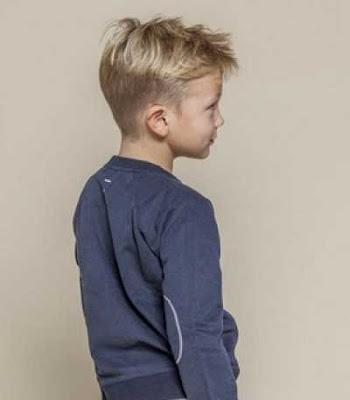 gaya rambut casual straight untuk anak 2100489