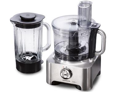 My happy kitchen essentials #2: de keukenmachine