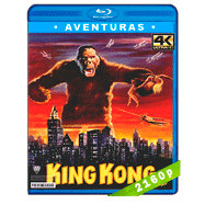 King Kong (1933) 4K Audio Dual Latino-Ingles