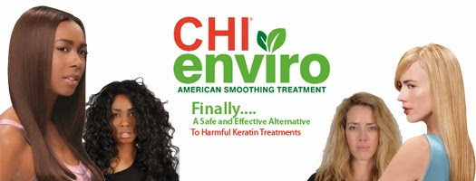 chi enviro american smoothing treatment