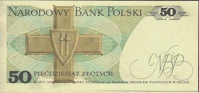 Polonia 50 Zlotych 1988 P# 142c