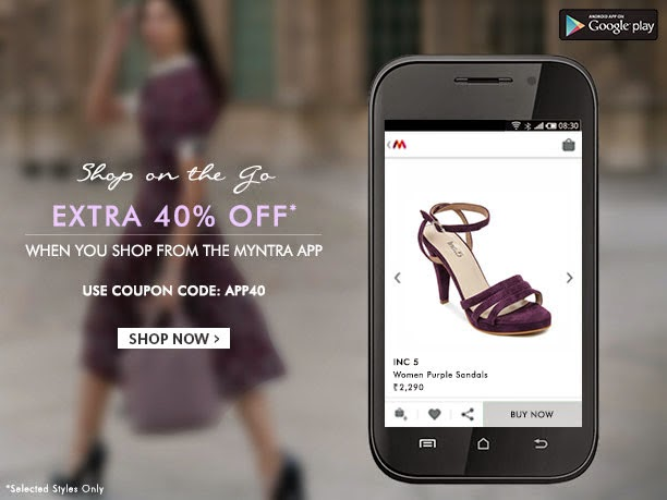 Shopping: Then and Now - The Myntra way!