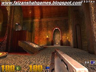 Quake 3 demo