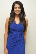 Nikitha Narayan glam pics in blue-thumbnail-15