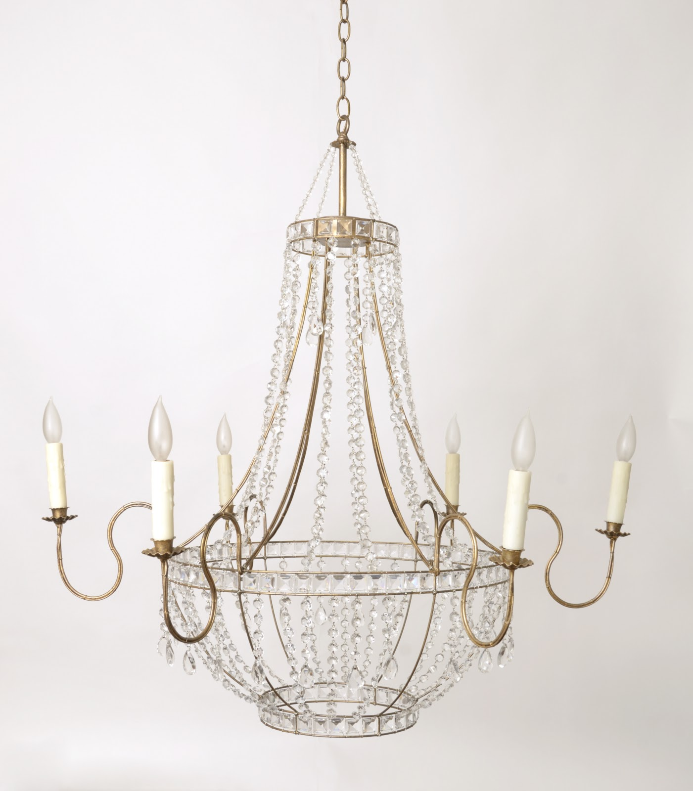 The Cammie Chandelier Is Re Introduced