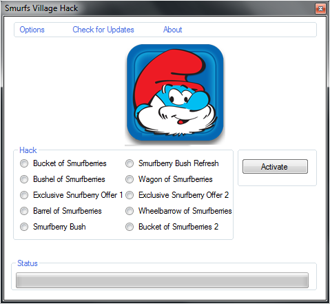 Smurfs Village Hack Features: