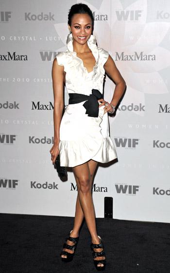 white short dresses