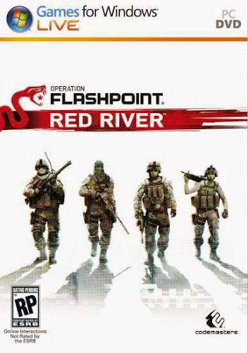 Operation Flashpoint Red River - PC