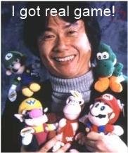 Shigeru Miyamoto Nintendo new series