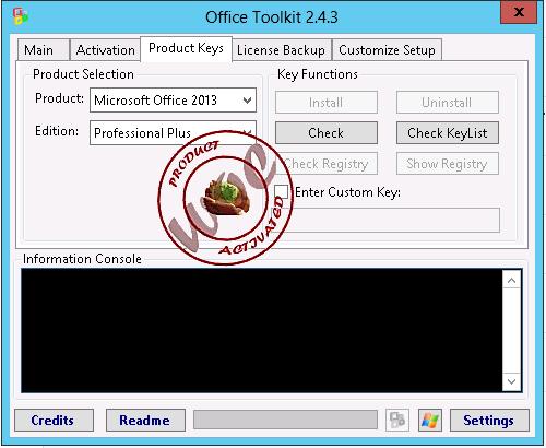 Microsoft Toolkit 2.4.3