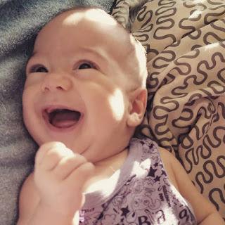 bebe sourire, sourire, amour