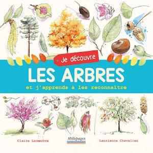 Ma dernière publication : Je découvre les arbres (texte Claire Lecœuvre), oct. 2016