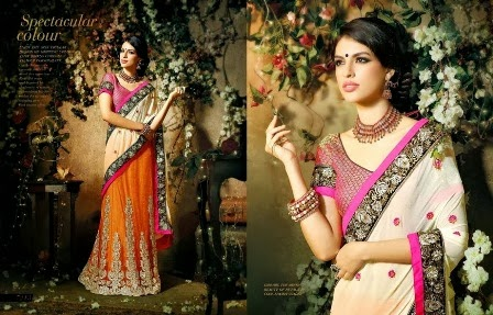 Saree Collection for Navratri Diwali