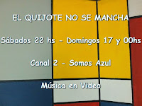 En TV por Canal 2 de Azul