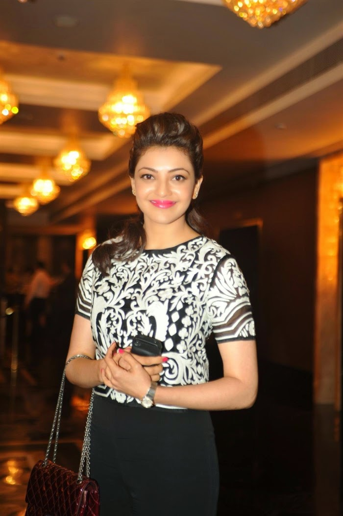 Kajal Agarwal New Photos CCL 100 Hearts A Social Initiative Launch