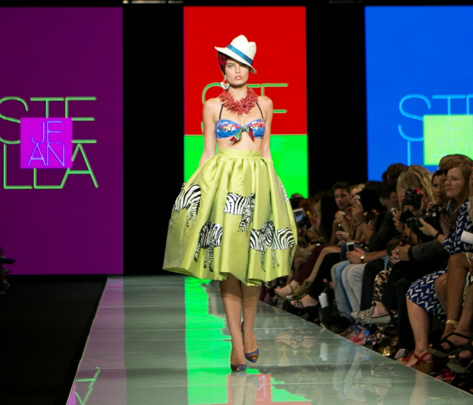 MFW 2014:  Stella Jean, 'I enjoyed the beachwear experience at Miami Fashion Week'
