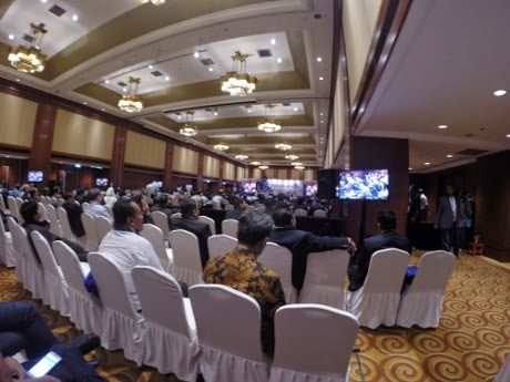Kongres Tahunan PSSI Resmi Dimulai