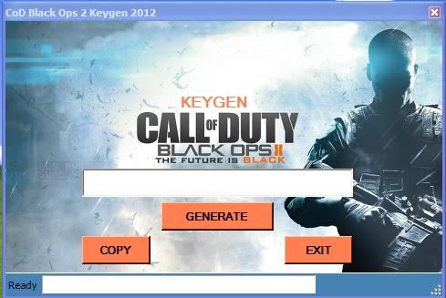 Call of duty black ops pc keygen