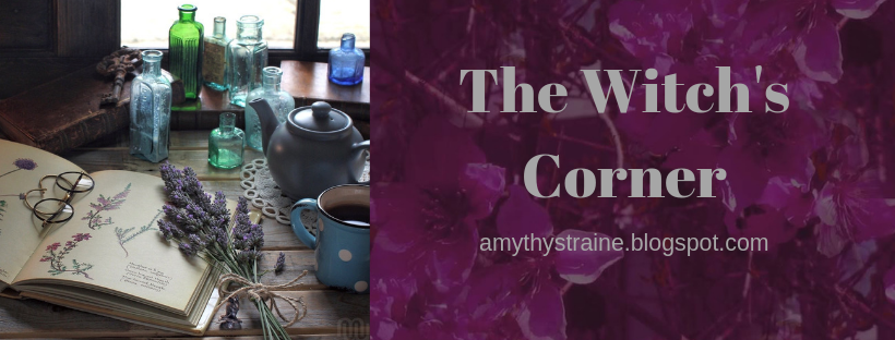 The Witch's Corner ~ for inspiration, as well as magickal merchandise