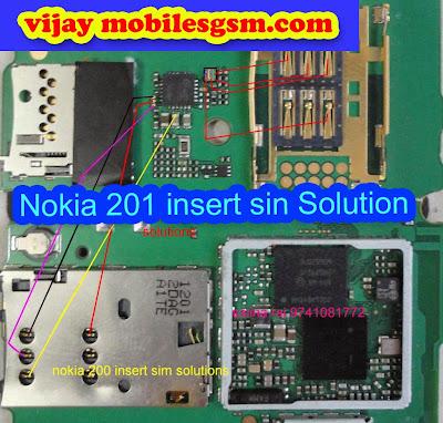 Nokia 112 Insert Sim