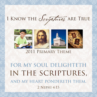 "A Day in the Life: ""I Know The Scriptures Are True"""
