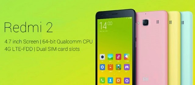 Spesifikasi Xiaomi Redmi 2s Terbaru