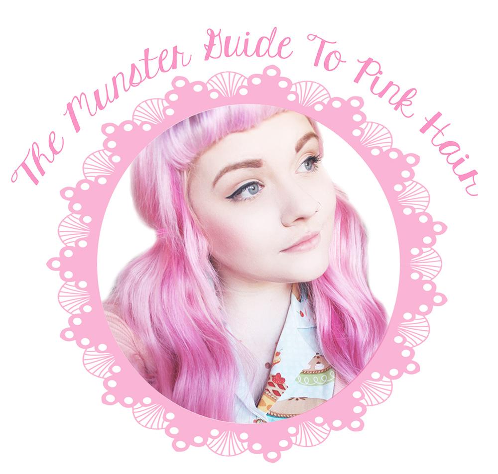 My Friend Munster The Pink Hair Masterpost