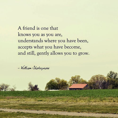 shakespeare quotes friendship